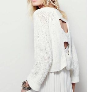 Free People Endless Stories Sweater